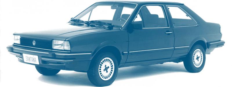 Primeira geração - 1984 a 1991