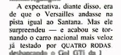 Revista Quatro Rodas - Julho de 1991