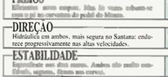 Revista Quatro Rodas - Setembro de 1987