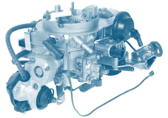 Carburador Eletrônico