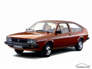 VW Passat 1981 3p