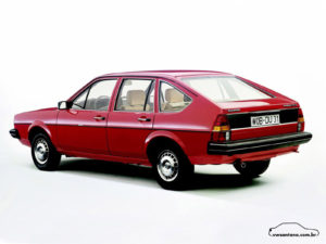 VW Passat 1980 5p