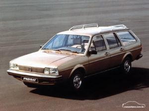 VW Passat Variant 1983