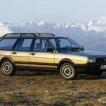 VW Passat Variant Syncro 1986