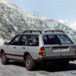 VW Passat Variant Syncro 1984