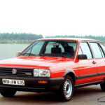 VW Passat GT 1987